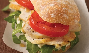 Corner Bakery Cafe - Kendall: Breakfast and Lunch at Corner Bakery Cafe - Kendall (Up to 50% Off)