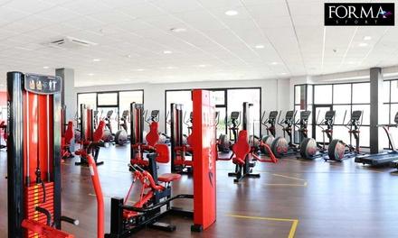 Acceso a 8 gimnasios Forma Sport durante 12 meses + 3 meses gratis