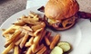 Two Stooges Bar and Grill - Fridley: Pub Lunch or Dinner for Two or Four at Two Stooges Sports Bar & Grill (Up to Half Off)