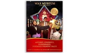 Kraków Wax Museum: Bilet wstępu do muzeum figur woskowych dla 1 osoby za 17,99 zł i więcej opcji w Kraków Wax Museum (do -45%)