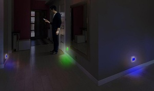 LED Concepts Plug-In LED Night Lights (2-Pack)