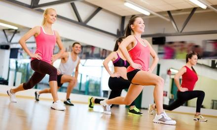 10 lezioni di fitness - arti marziali o danza a scelta