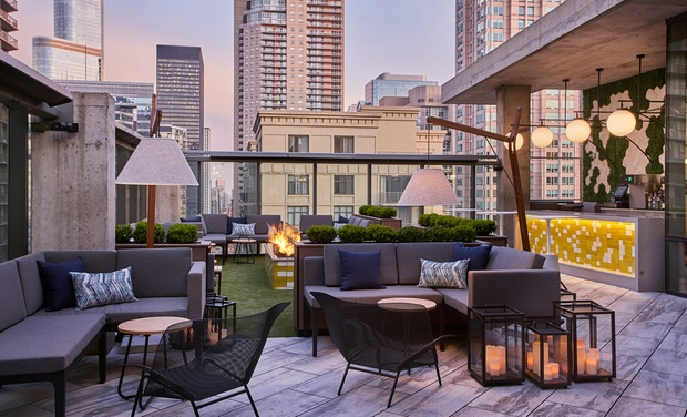 4 Star Boutique Hotel In Downtown Chicago