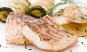 Sonoma Wine Bar & Bistro: $21 for $45 Worth of Steak and Seafood for Dinner at Sonoma Wine Bar & Bistro