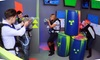 Three Laser Quest Games