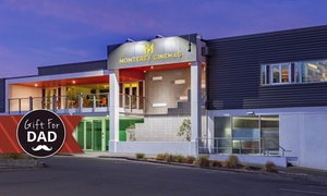 Monterey Cinemas Upper Hutt: From $12 for Movie Ticket + Drink, or From $35 for 2 Tickets + Food or Drink Options at Monterey Cinema (From $21 Value)