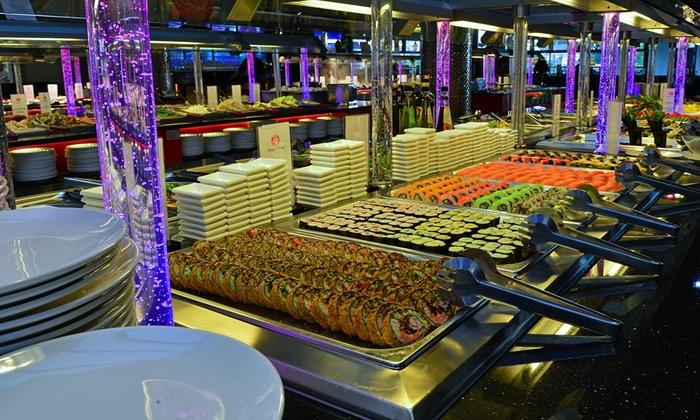 All you can eat asia buffet berlin