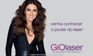 GiOlaser : GiOlaser – 10 endereços: Pacote completo de depilação a laser para axilas