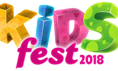 image for Kids or Adult Ticket to Toronto Kids Fest 2018 (Up to 49% Off)