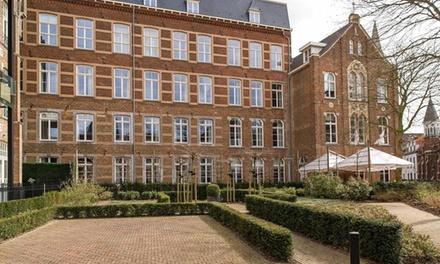 ZuidLimburg: superior kamer/suite voor 2 met ontbijt & drie of vijfgangendiners in 4* Grand Hotel Merici in Sittard