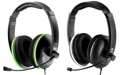 Turtle Beach Ear Force Gaming Headsets (Refurbished)