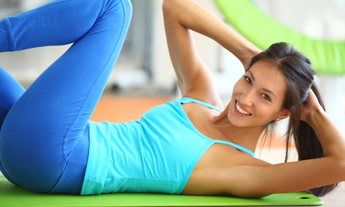 Get in Shape For Women - Hope Valley Commons - Southpoint: 8 or 13 Group Training Sessions Plus 2 Nutrition Sessions at Get In Shape For Women (66% Off)