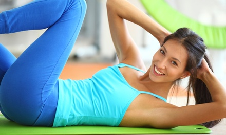 10 Classes or Month of Unlimited Mat Pilates Classes at Synergy Total Holistic Health & Wellness (Up to 76% Off)