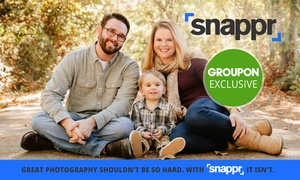 Snappr: $3 for $30 Credit to Spend on Photography Service with Snappr - Min Spend $90