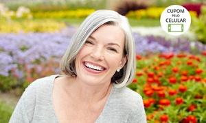 Dr. Estética: Dr. Estética – Batel: 1, 2 ou 3 visitas com fotorejuvenescimento, peeling de diamante e máscara de porcelana