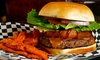 The 210 Pizza and Burger Bistro - Culebra & Ingram: $12 for $20 Toward American Food for Two at The 210 Pizza and Burger Bistro