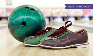 Rowlett Bowlarama: Bowling Package for Two, Four, or Six with Shoe Rental at Rowlett Bowl-A-Rama (Up to 52% Off)