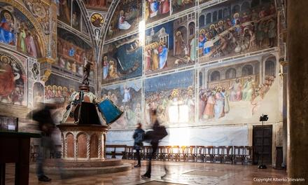 Ingresso al Museo Diocesano di Padova