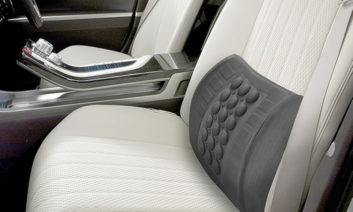 Lumbar Wedge Car Seat Cushion