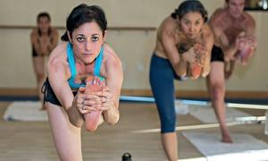 Up to 80% Off at Bikram Yoga San Jose at Bikram Yoga San Jose, plus 6.0% Cash Back from Ebates.