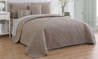 9-Piece Del Ray Quilt with Sheet Set (Multi Colors)