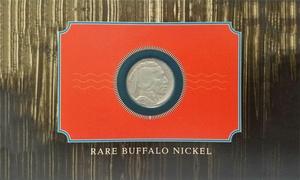 Rare Buffalo Nickel Coin