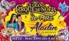 Place pour Le Grand Cirque de Noël « Aladin et les 1001 Nuits »