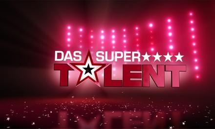 Supertalent 2019 Tickets Preise