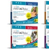 TevraPet FirstAct Plus Flea & Tick for Dogs & Cats