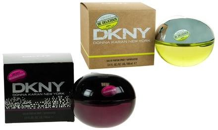 DKNY Be Delicious or Be Delicious Night Eau de Parfum for Women, 100ml