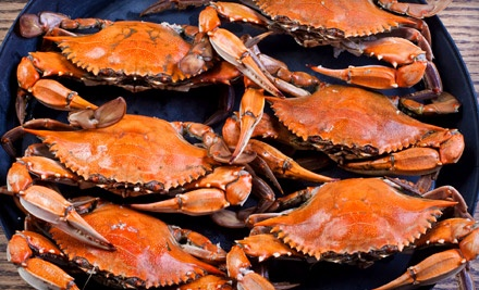 Seafood Takeout Meal for 2 (up to a $27.89 value) - Crab King of Augusta in Hephzibah