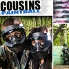 Cousins Paintball - Multiple Locations: $50 for Admission and Gear at Cousins Paintball