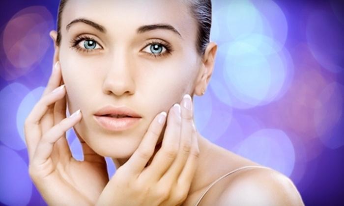 Sylvie's Day Spa - Farmington: $45 for a Manicure and European or Acne Facial at Sylvie's Day Spa in Farmington Hills ($95 Value)