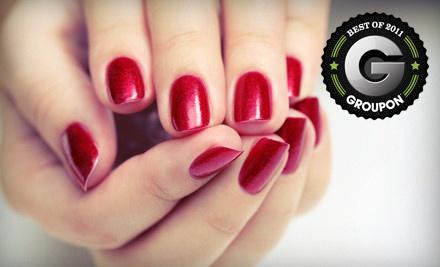1 Shellac Manicure (a $40 value) - Lynette Sciulli Day Spa in Westlake