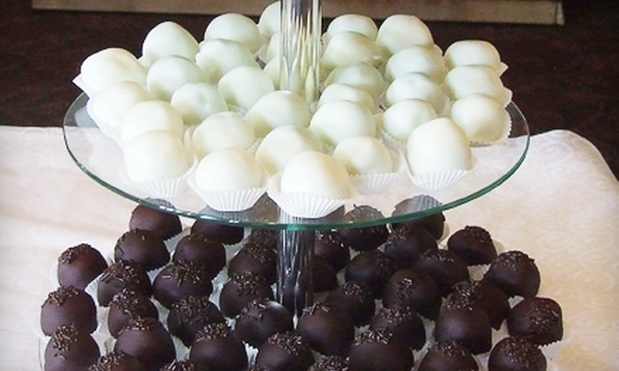 Treat Me Sweet - Benbrook: $6 for a Dozen Cake Truffles at Treat Me Sweet in Benbrook ($12 Value)