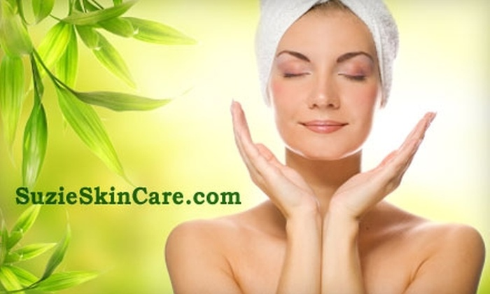 Suzie's Skin Care - San Jose: $49 for Any European Facial at Suzie's Skin Care