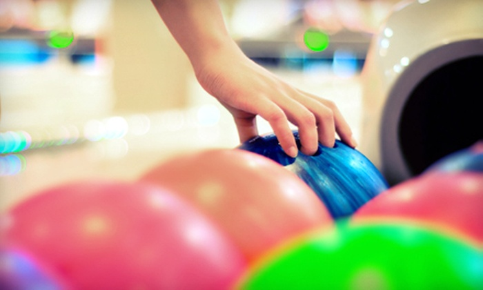 Kenmore Lanes - Kenmore: Three Games of Bowling and Shoe Rental for Two or Four at Kenmore Lanes (Up to 53% Off)