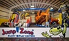 Jump Zone - Milford: $12 for a One-Month Unlimited Open Play Pass at Jump Zone