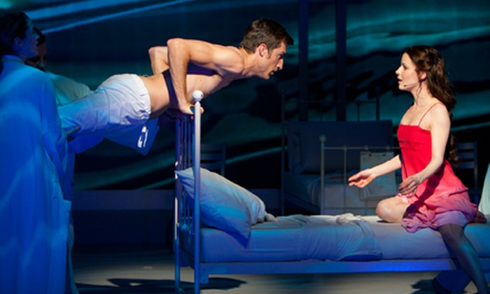 """Sleeping Beauty Wakes - Torrey Pines: One Ticket to See """"Sleeping Beauty Wakes"""" at La Jolla Playhouse. Eight Options Available."""