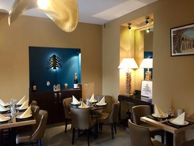 Mezzés extra et assiette gourmande le Cèdre pour 2 ou 4 personnes dès 39,90 € au restaurant Le Cèdre