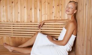 Centre thermal Phoenix: Entrée d'un jourau sauna et crème soignante au centre Thermal Phoenix à Landen