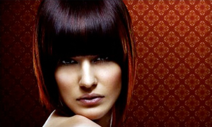 Affinity Hair Salon - Southpark: $35 for $75 Worth of Salon Services at Affinity Hair Salon