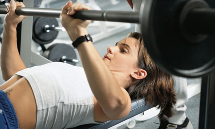 Riviera Fitness Center - West Pensacola: One-Month or One-Year Membership to Riviera Fitness Center