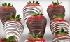 Bobalu Berries: $22 for Nine Hand-Dipped, Gourmet Chocolate-Covered Strawberries and Delivery from Bobalu Berries ($44.90 Value)