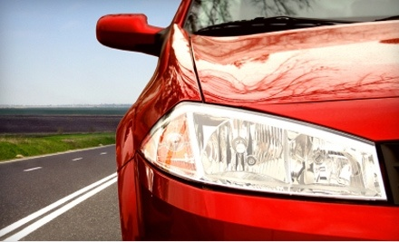 The ReStyling Center: Spring-Cleaning Car-Wash Package for a Car - The ReStyling Center in Almonte