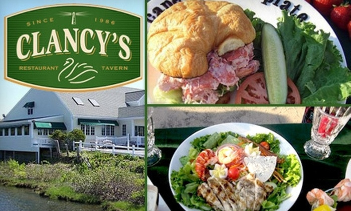 Clancy's Restaurant - Boston: $40 for $80 Worth of To-Go Family-Style Fare from Clancy's