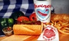 Irvings For Red Hot Lovers - Wilmette: $3 for $6 Worth of Hotdogs, Drinks, and More at Irving's For Red Hot Lovers in Wilmette