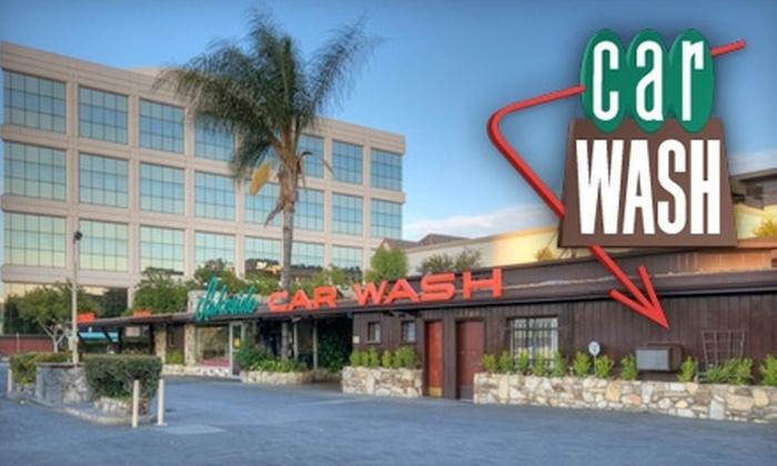 Lakeside Car Wash - Burbank: $6 for a Regular Car Wash at Lakeside Car Wash ($14 Value)