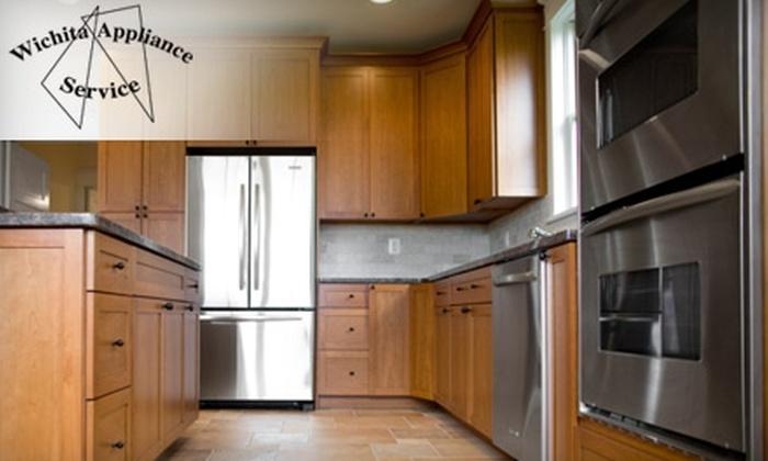 Wichita Appliance Service - Wichita: $49 for $100 of Maintenance and Repair from Wichita Appliance Service