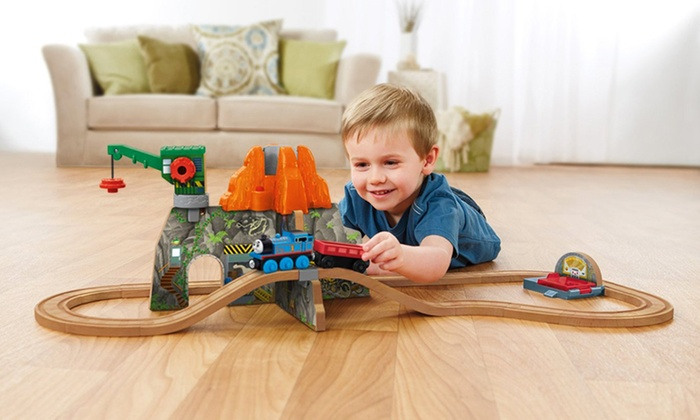CLEARANCE - Fisher Price Thomas and Friends Wooden Railways ...